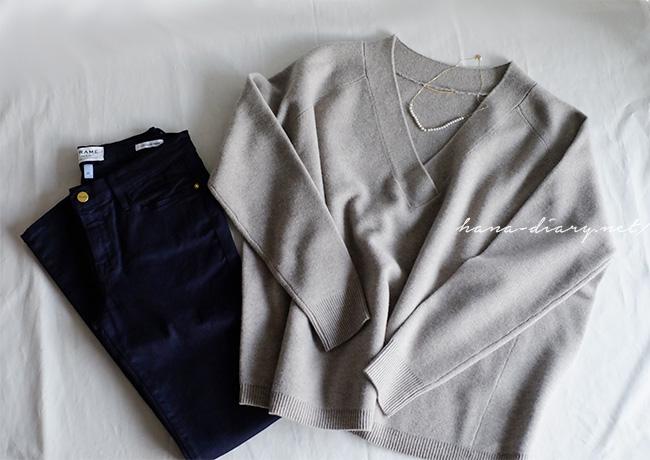 40代ミニマリストの洋服選び|秋冬のシンプルカジュアル服