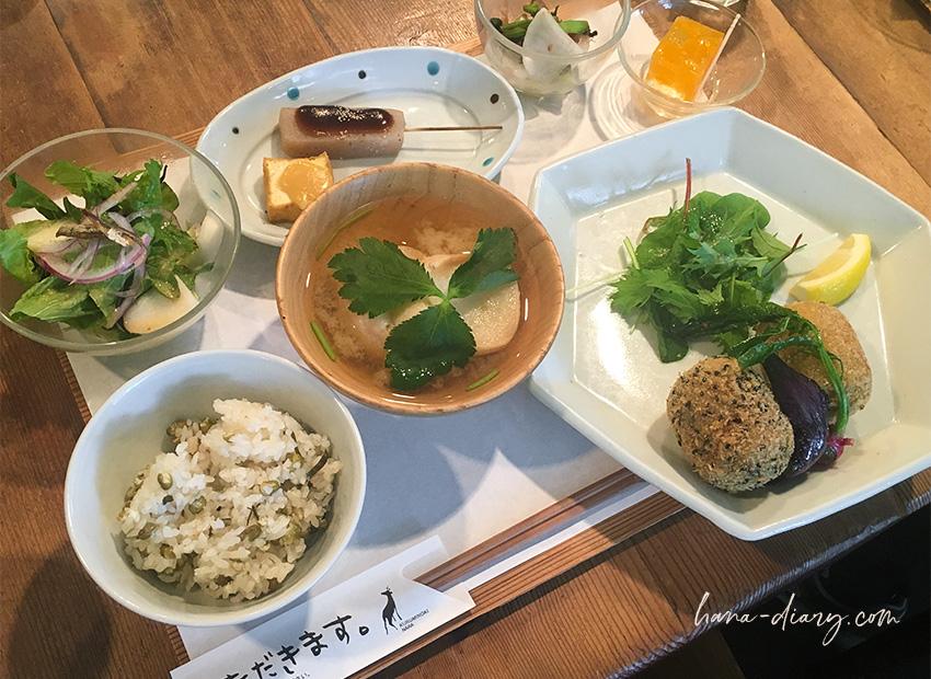 石村由起子さん・くるみの木(奈良おすすめランチ&カフェ)