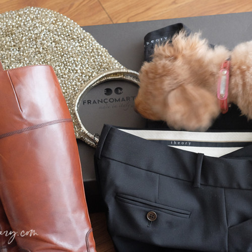 スーツとブーツ、バッグの断捨離。ブランディア