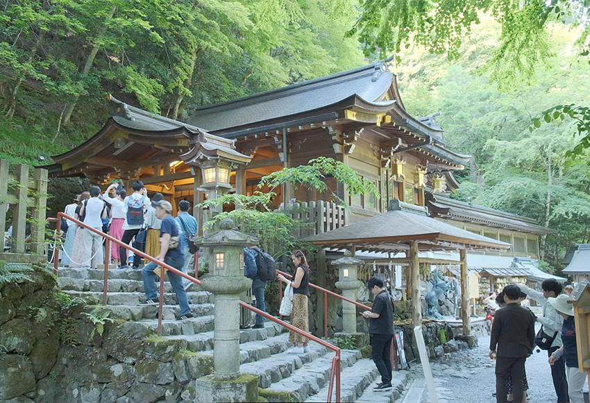 京都最強パワースポット「鞍馬寺~貴船神社」